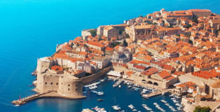 Dubrovnik in Croazia